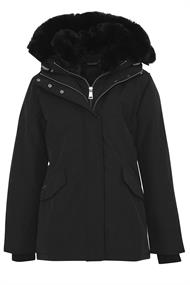 AIRFORCE DOUBLE ZIP 2 POCKET PARKA