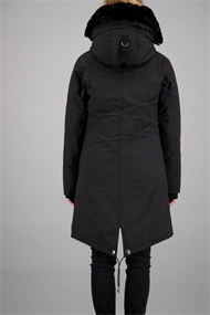 AIRFORCE DOUBLE ZIP FISHTAIL PARKA