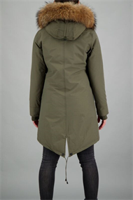 AIRFORCE FISHTAIL PARKA RF