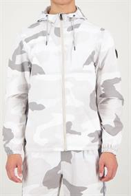 AIRFORCE HOODED CAMO JACKET