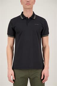 AIRFORCE POLO DOUBLE STRIPE