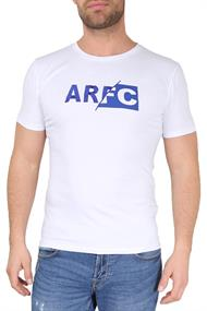 AIRFORCE TEE ARFC HALF EMBROIDERY