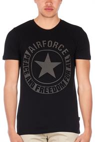 AIRFORCE TEE EMBOSS REFLECTION
