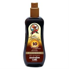 AUSTRALIAN GOLD SPF 10 SPRAY GEL