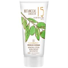 AUSTRALIAN GOLD SPF 15 BOTANICAL LOTION