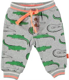 BESS PANTS AOP CROCODILE