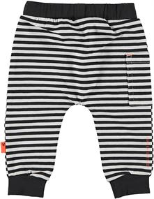 BESS PANTS STRIPED SIDEPOCKET