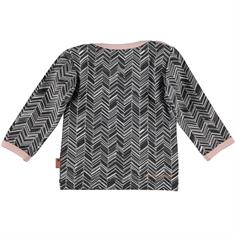 BESS SHIRT LS HERRINGBONE DADDY'S GIRL