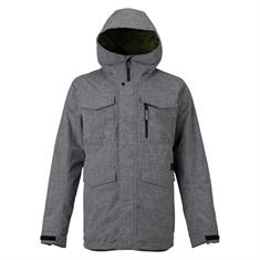 BURTON MB COVERT JK BOG HEATHER