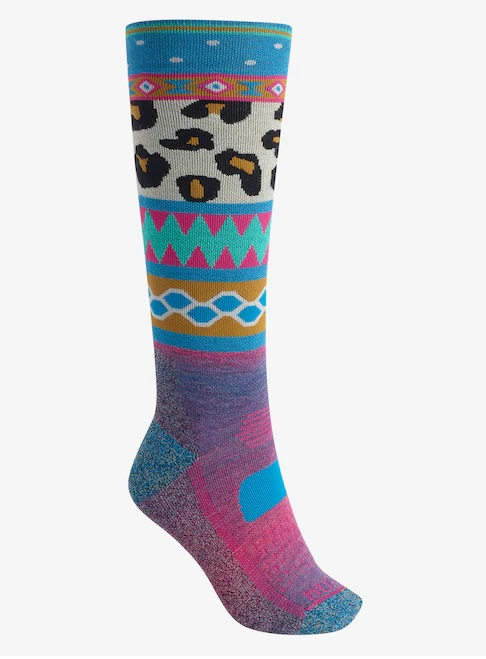 BURTON W PERFORMANCE MIDWEIGHT SOCK
