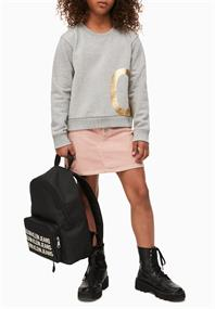 CALVIN GOLD SWEATSHIRT