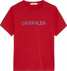 CALVIN KLEIN LOGO REGULAR FIT TEE