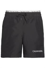 CALVIN KLEIN MEDIUM DOUBLE DRAWSTRING