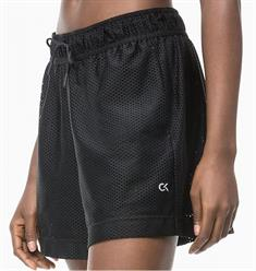 CALVIN KLEIN MESH LAYER SHORT