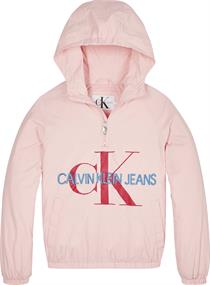 CALVIN KLEIN PACKABLE ANORAK WITH BUMBAG