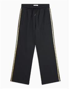 CALVIN PUNTO WIDE LEG SWEATPANTS
