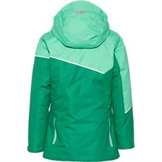 CAMP GIRL LONG JACKET FIX HOOD