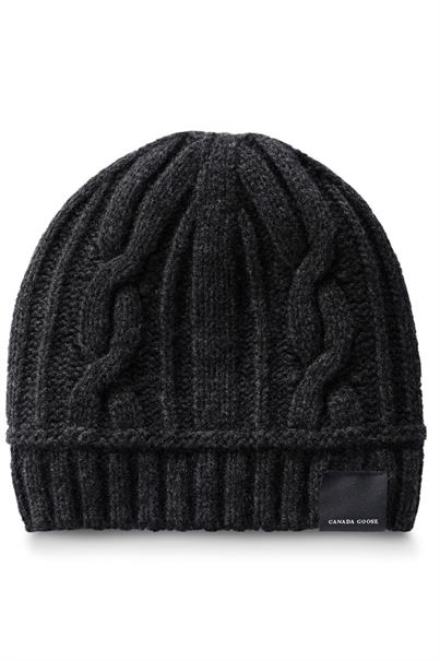 CANADA GOOSE LADIES CABLE TOQUE
