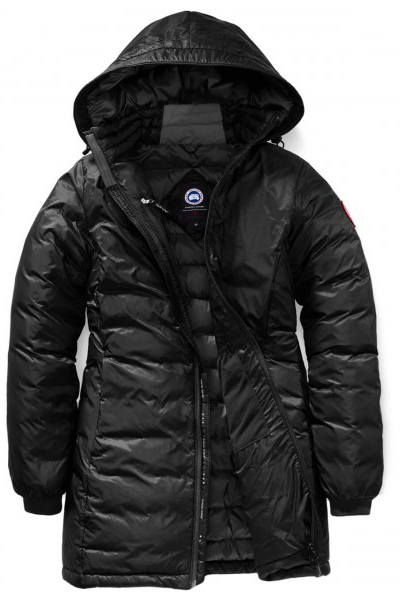 CANADA GOOSE LADIES CAMP HOODED