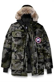 CANADA GOOSE MENS EXPEDITION PARKA-PRINT