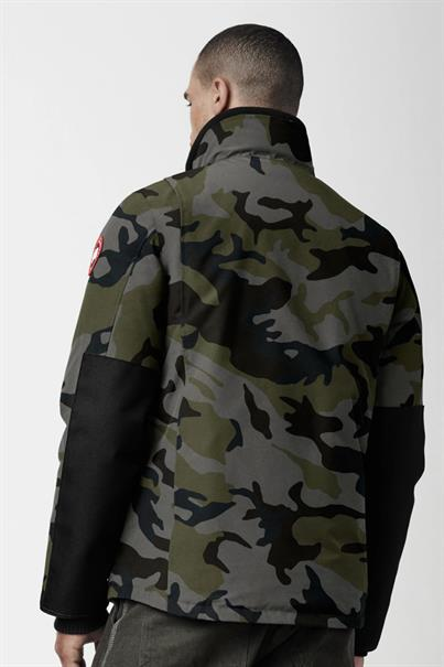 CANADA GOOSE MENS FORESTER JACKET-PRINT