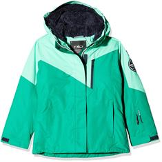 CMP GIRL JACKET FIX HOOD