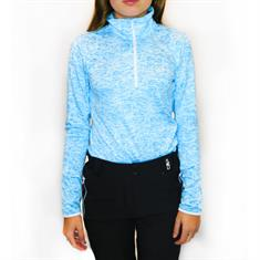 CMP GIRL SWEAT PRINTED