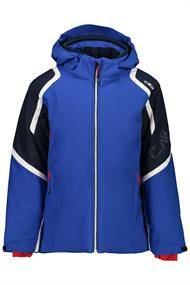 CMP KID JACKET SNAPS HOOD