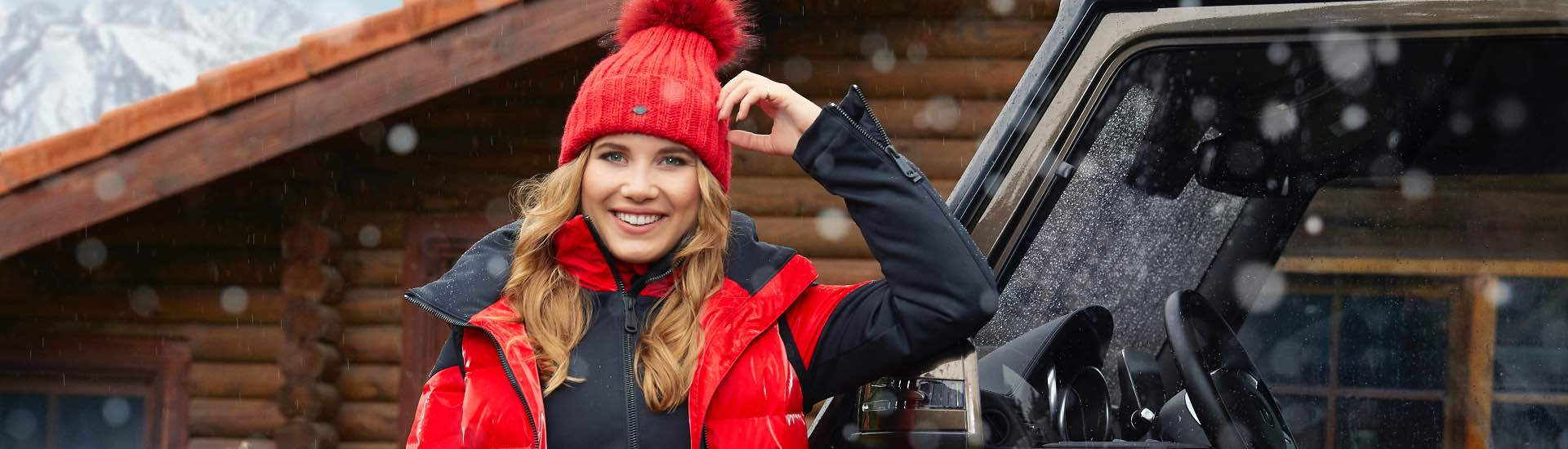 Dames collectie Skihut