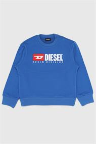 DIESEL SCREWDIVISION OVER SWEAT-SHIRT