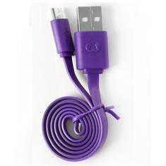 Flat Micro USB Cable Small 50cm