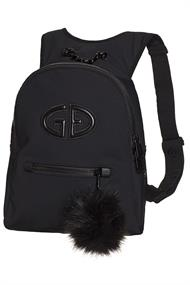 GOLDBERGH BLACKPACK BACKPACK REAL FOX FUR