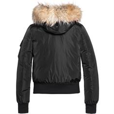 GOLDBERGH Bomba fur jacket (real raccoon)