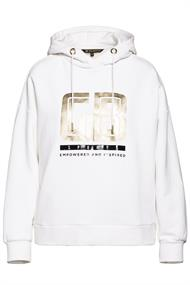 GOLDBERGH FIZA LONGSLEEVE HOODED TOP