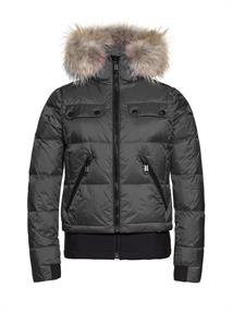 GOLDBERGH LJOT JACKET REAL RACCOON FUR