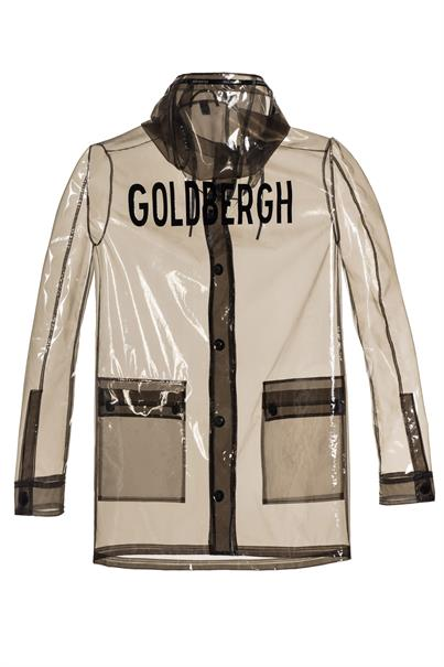 GOLDBERGH RAINY RAINCOAT