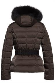 GOLDBERGH SOLDIS JACKET REAL FOX FUR