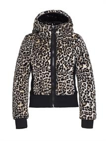 GOLDBERGH SUNNA JACKET FAUX FUR
