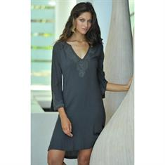 HOT LAVA TUNIC MAGALI BEADS