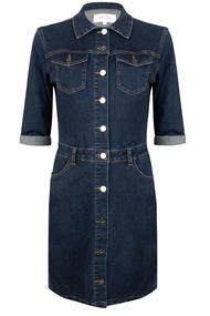 JACKY DRESS DENIM