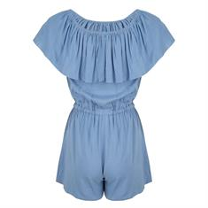 JACKY JUMPSUIT SHORT OFF SHOULDER