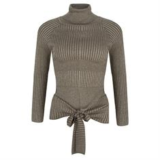 JACKY PULLOVER KNIT BOW