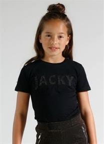 JACKY T-SHIRT LUREX APPLICATION