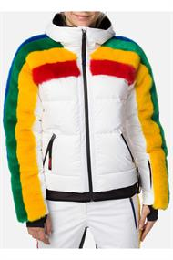 JCC W RAINBOW SNOW JKT