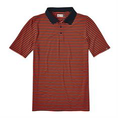 KJUS MEN LUIS STRIPE POLO SS