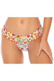 LULI FAMA BANDED MODERATE BOTTOM