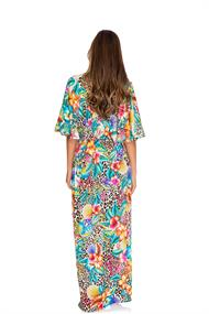LULI FAMA LONG OPEN TUNIC