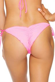 LULI FAMA RUCHED BACK BRAZILIAN TIE SIDE