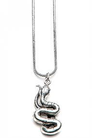 MOOST WANTED SERPENT NECKLACE 50CM