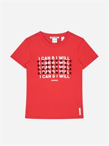 NIK&NIK CAN AND WILL T-SHIRT